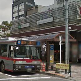 JR目黒駅西口