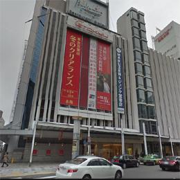 渋谷東急本店前